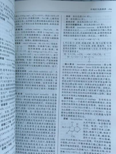 化学辞典(第2版) 晒单图