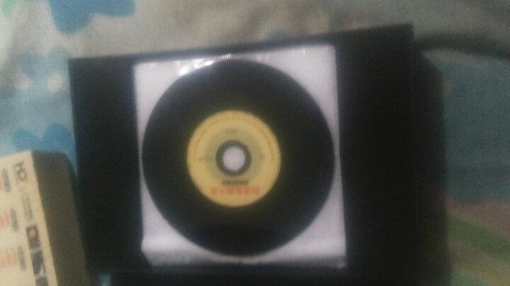 铭大金碟(MNDA)CD-R空白光盘/刻录盘 蝶恋花系列 52速700M 50片塑封装 晒单图