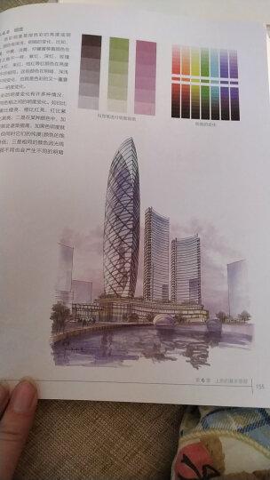 建筑设计手绘完全自学教程 晒单图