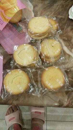 晨翠 蒙麦饼内蒙小吃馒头片烤馍片干休闲零食饼干馍片整箱3.6kg 奶酥味 晒单图