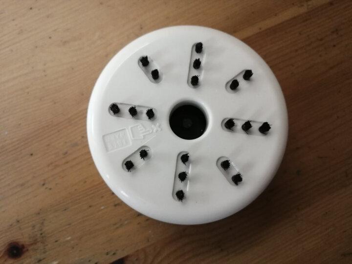 得力(deli)强吸力桌面吸尘器 迷你键盘除尘清洁助手 橡皮屑清洁器学生用品 办公用品 白18880 晒单图