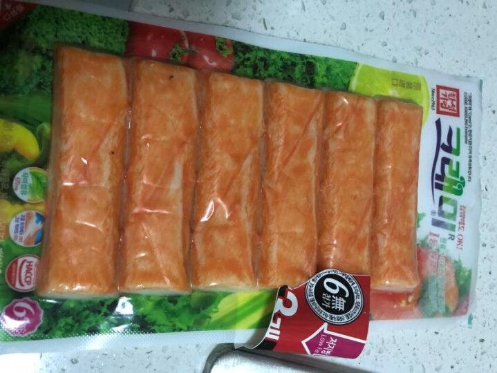 【免邮】韩国进口蟹足棒140g*3袋 可莱美蟹味棒蟹柳棒火锅食材寿司料理食材 可莱美蟹足棒140g*3包 晒单图