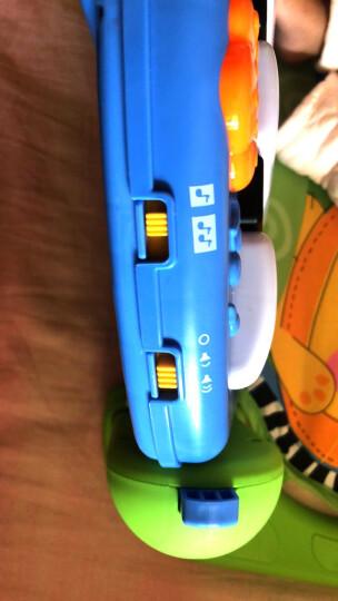 费雪(Fisher-Price)婴儿健身架多功能脚踏钢琴健身器婴幼儿宝宝新生儿0-1岁男女孩玩具礼物 粉色海马 晒单图