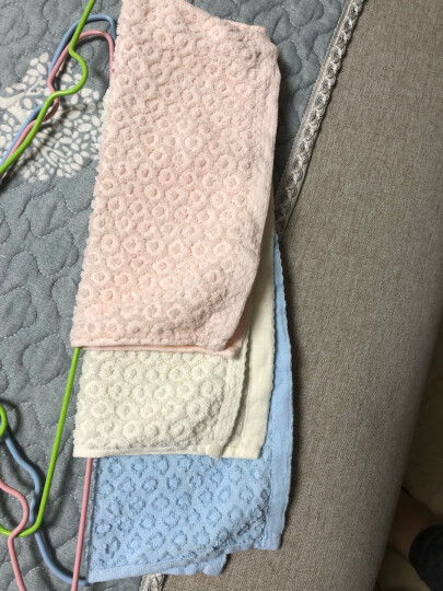 三利 棉柔巾 一次性洗脸巾 干湿两用柔巾手帕纸 20片/包 亲肤美容洁面巾 婴儿宝宝儿童抽纸毛巾 晒单图