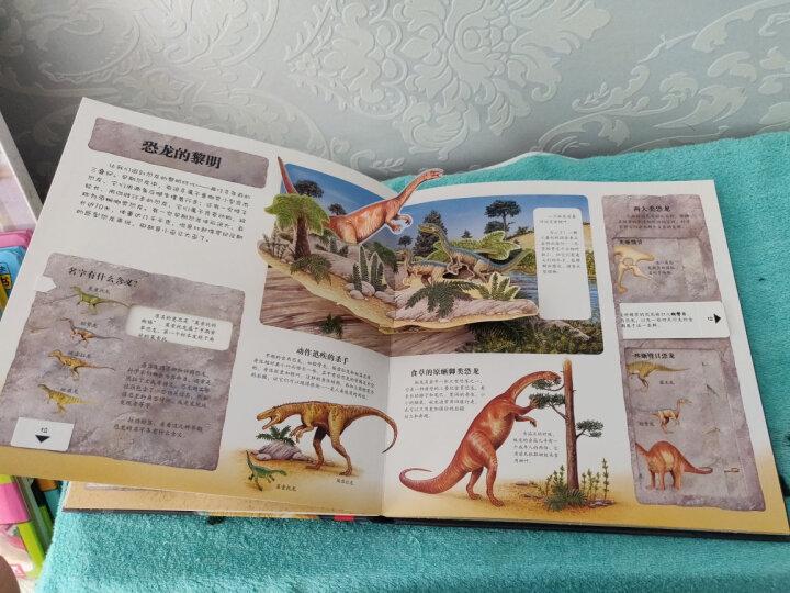 趣味科普立体书:动物是如何生活的 晒单图