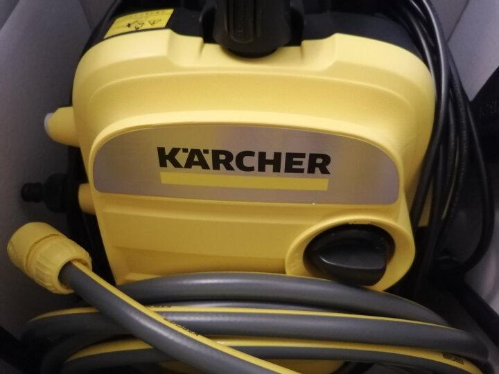 karcher卡赫高压洗车机 家用清洗机 德国凯驰集团1.5米自吸管 晒单图