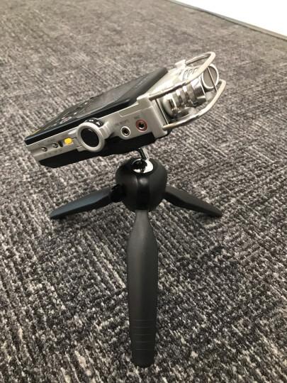 云腾(YUNTENG) VT-368 精品便携三脚架+云台 微单数码相机摄像机自拍旅行用 优质铝合金超轻三角架黑色 晒单图