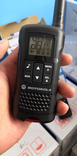 摩托罗拉T60商务免执照对讲机 T6对讲机升级款【两只装] 酒店 KTV 餐饮 晒单图