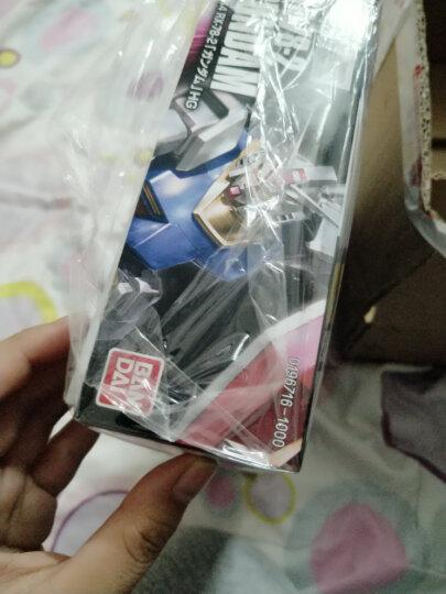 【动漫城】万代(BANDAI)HG UC系列 1/144 新生高达 敢达拼装模型儿童玩具 美少女狂战士 晒单图