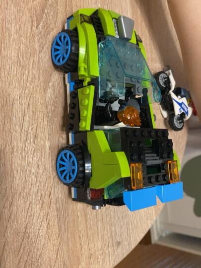 乐高(LEGO)积木 创意百变组Creator机器人探险家7-12岁 31062 儿童玩具 男孩女孩生日礼物 晒单图