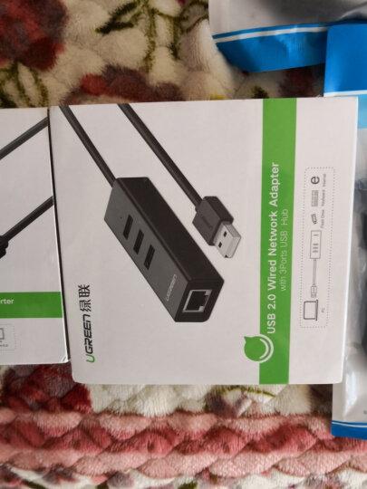 绿联(UGREEN)Mini DP转HDMI/VGA二合一 苹果4K高清转换器线 Surface扩展坞雷电笔记本接电脑投影仪黑 20422 晒单图