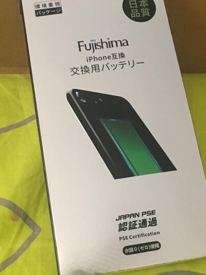 【日本进口】藤岛 苹果6plus电池 大容量旗舰版3350mAh iphone6plus电池6p苹果手机电池正品(送工具包) 晒单图