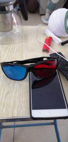锐盾暴风QQ影音左右红蓝3d眼镜电脑影院手机电视专用3d立体三D通用9824 晒单图