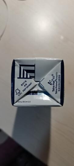 蒙牛 特仑苏 纯牛奶 品质牛奶 必备  250ml*16 礼盒装 晒单图
