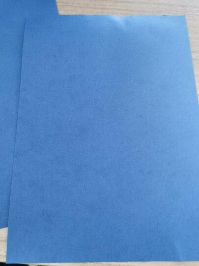 天章(TANGO)A4凹凸皮纹纸/封面纸/压纹纸/云彩纸/封皮纸 彩色卡纸标书封面硬厚手工卡纸 浅黄色210克100张/包 晒单图