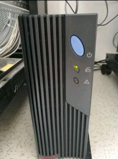 山特(SANTAK)MT1000 UPS不间断电源电脑自动关机1000VA/600W智能稳压续航机房 晒单图