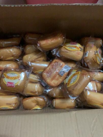 盼盼 法式软面包 早餐手撕面包饼干糕点办公室休闲零食大礼包点心奶香味1320g/箱 晒单图