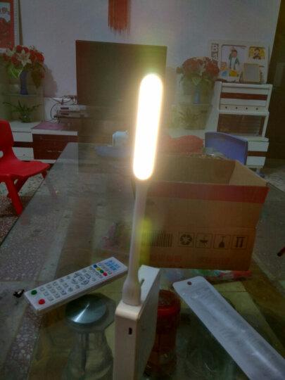 小米(MI)LED随身灯USB灯小夜灯笔记本电脑灯键盘灯 移动电源usb灯 增强版LED灯-白色 晒单图