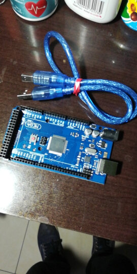 酷道(MiRoad) 酷道K16适用于Arduino MEGA2560 R3开发板 新版 晒单图