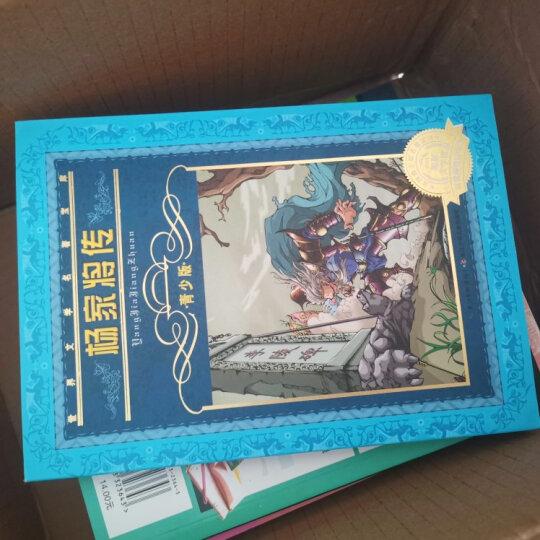 杨家将传 世界文学名著宝库青少版7-10岁 儿童经典名著文学图书读物 小学生课外阅读书籍 一年级二年级三年级四五六年级寒假阅读书籍 晒单图