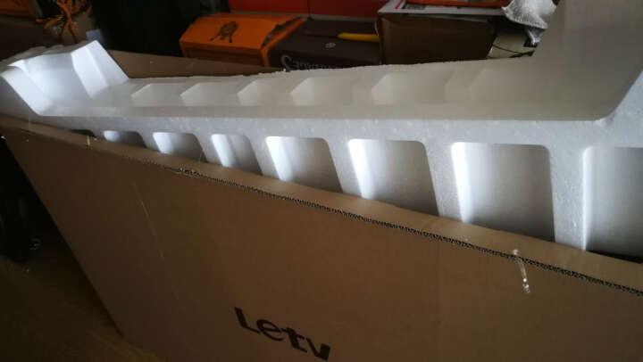 乐视(Letv)超级电视 X55L 55英寸 2GB+16GB大存储 4K超高清人工智能平板液晶网络超薄电视机(标配底座) 晒单图