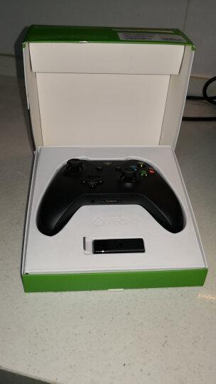 微软(Microsoft) Xbox One手柄 ones 蓝牙无线游戏手柄接收器 2代PC无线接收器(原封盒装) 晒单图