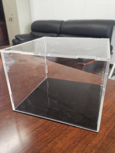 piececool 拼酷金属立体拼图动漫拼装模型亚克力陈列展览展示盒防尘盒 13号(长16x宽8.5x高9.5cm) 晒单图