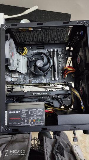 迪兰(Dataland)RX 580 8G X-Serial 战神 1340-1380/8000MHz 8GB/256-bit GDDR5 DX12 VR游戏显卡 吃鸡显卡 晒单图