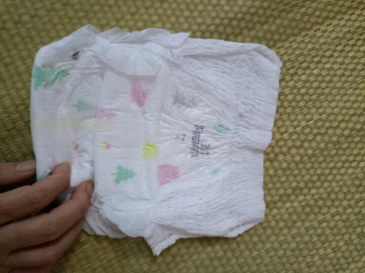 五羊FIVERAM拉拉裤瞬吸棉成长裤 XXL76片 (15kg以上)婴儿尿不湿超柔透气瞬吸干爽 晒单图