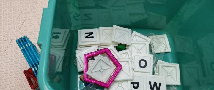铭塔88件套磁力片积木玩具 儿童男女孩磁性棒百变提拉建构片吸铁石 哒哒搭智力收纳盒装六一礼物 晒单图