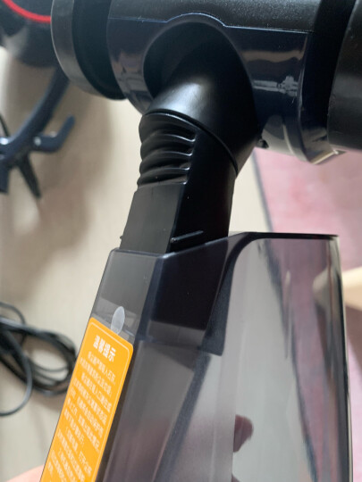 海尔(Haier)吸尘器 ZL601A 家用 立式 便携式 家用手持立式二合一强劲吸力 晒单图