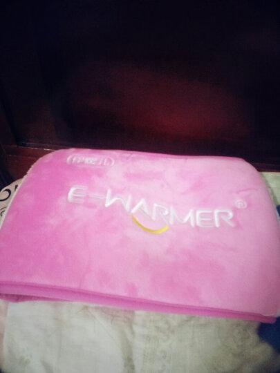 伊暖儿(e·warmer)福鹿USB+充电热水袋两用暖腰宝 暖腰带暖宫宝护腰带护宫 可拆洗加宽腰带 粉色 晒单图