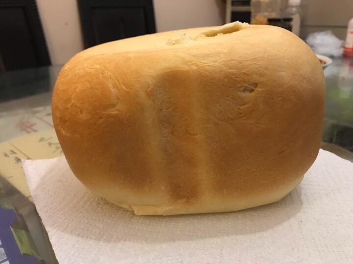 柏翠(petrus)面包机 家用全自动冰淇淋功能 双管烘烤 和面 25种菜单PE8550 晒单图