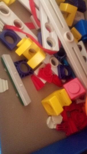 迪士尼玩具(Disney) 益智玩具女孩串珠手工DIY项链儿童手链项链串珠过家家串珠机玩具套装 冰雪奇缘串珠-桶装500颗 晒单图