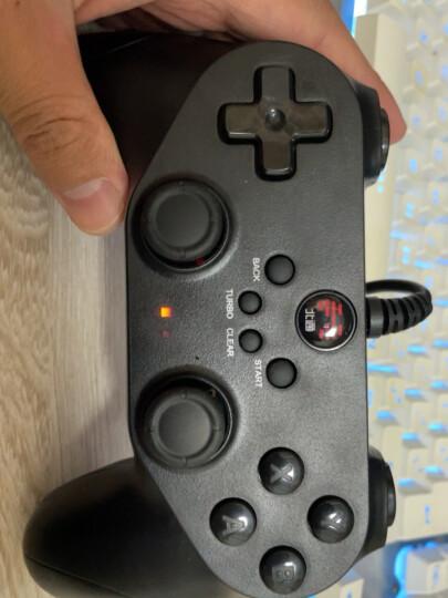 北通蝙蝠BD2E有线游戏手柄 PC电脑Steam电视PS赛博朋克双人成行战神原神怪物猎人FIFA实况2k篮球支持双打 晒单图
