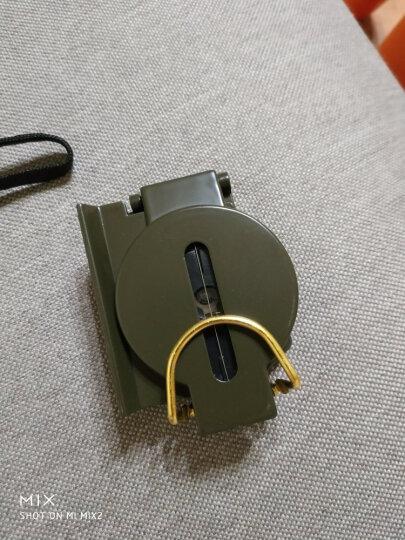 探哥 军迷用品S级专业户外罗盘指南针 登山 定向越野XM89 老款 晒单图