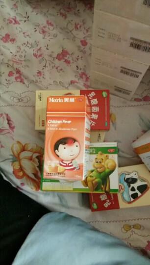 美林 布洛芬混悬液 100ml 孩子头痛牙痛小儿小孩儿童止痛药止疼药 1盒 晒单图