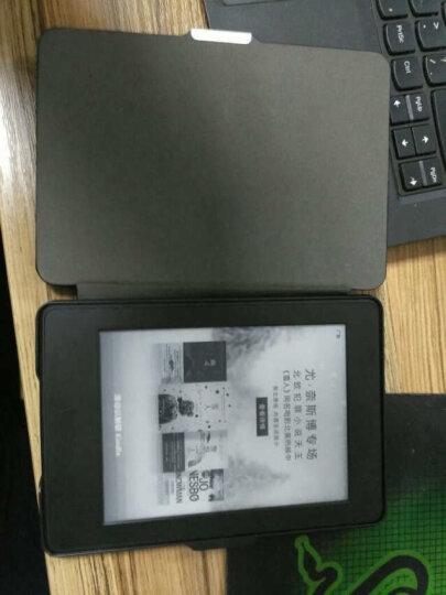 Kindle Paperwhite适配958款原装真皮保护套 玛瑙黑 晒单图