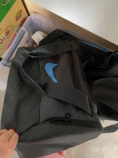 耐克(NIKE)运动包  桶包  旅行包 健身包 单肩包BA5335-010-065 64cm训练气垫大桶包黑4881-001 晒单图