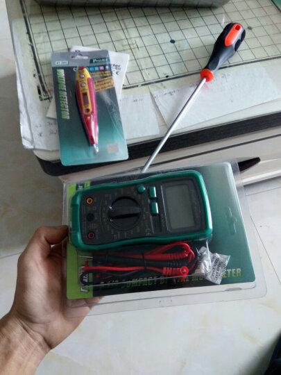 宝工(Pro'sKit) NT-305 多功能数显式测电笔(接触式) 晒单图