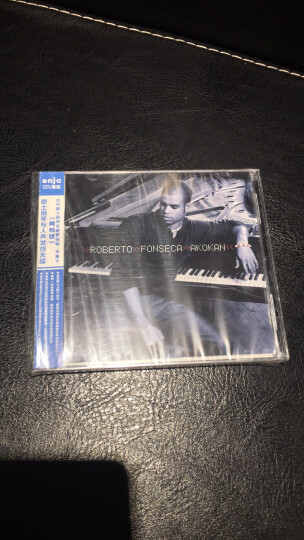恩亚系列 罗伯特·丰塞卡:阿科坎(CD) 晒单图