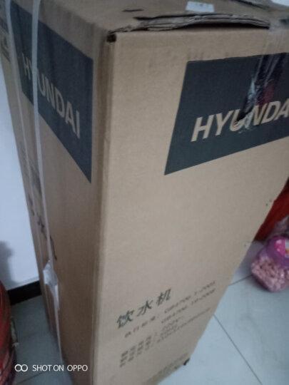 韩国现代(HYUNDAI)BL-LBS12 立式双门冷热型饮水机 晒单图