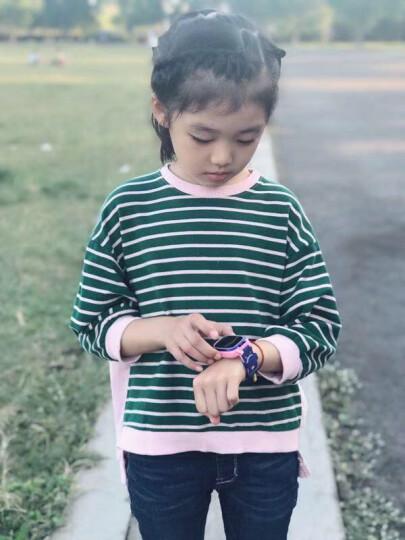 洛洛小天才 儿童智能电话手表4G全网通视屏通话小学生天才GPS定位电信版多功能Z56适用小米华为手机 王子蓝【生活防水-移动联通版】 晒单图