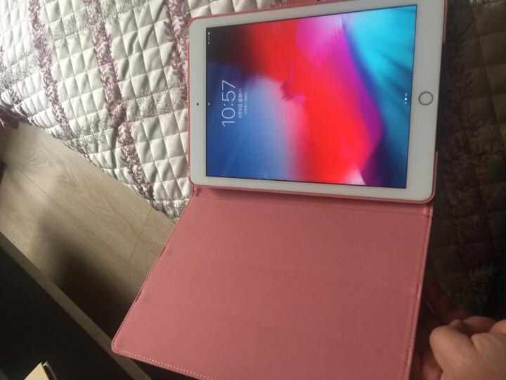 优加 Hello Kitty 新iPad2018保护套 9.7英寸卡通保护壳搭扣休眠皮套 甜甜圈 晒单图