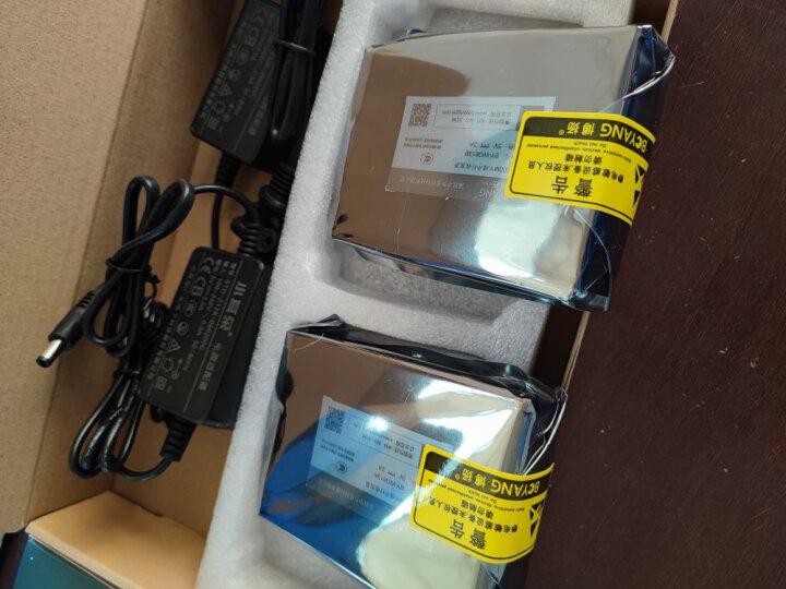博扬(BOYANG)BY-WG611S千兆双纤单模光纤收发器 光电转换器 支持14槽机架 防雷SC接口 25公里外置电源一台 晒单图