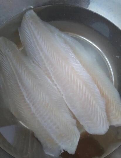 海天下 冷冻巴沙鱼柳 200g  无刺无骨 鱼类 轻食海鲜生鲜水产 晒单图