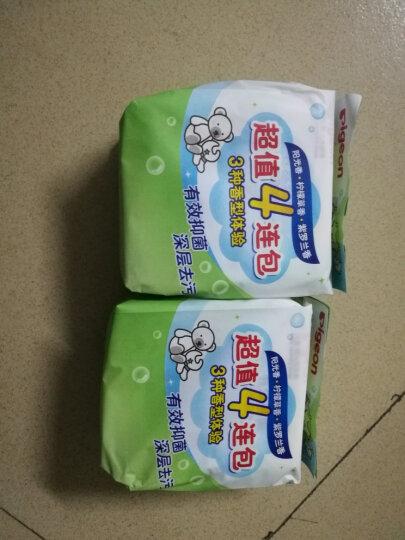 贝亲(Pigeon) 婴儿洗衣皂120g 超值特惠装 120g*8块(三种香型)PL333 晒单图
