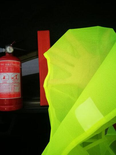 汽车应急包救援包汽车应急工具箱车载灭火器急救包安全锤拖车绳安全自驾 年审车检豪华9件套---应急包系列 晒单图