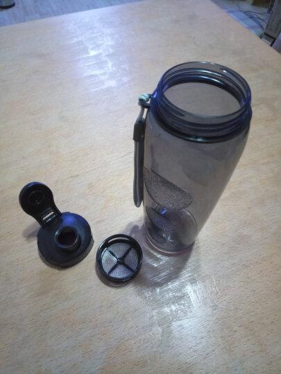 乐扣乐扣(locklock)便携运动水壶 大容量户外旅行防漏学生随手塑料水杯子 700ml 黑色 HPP722TBK-PR 晒单图