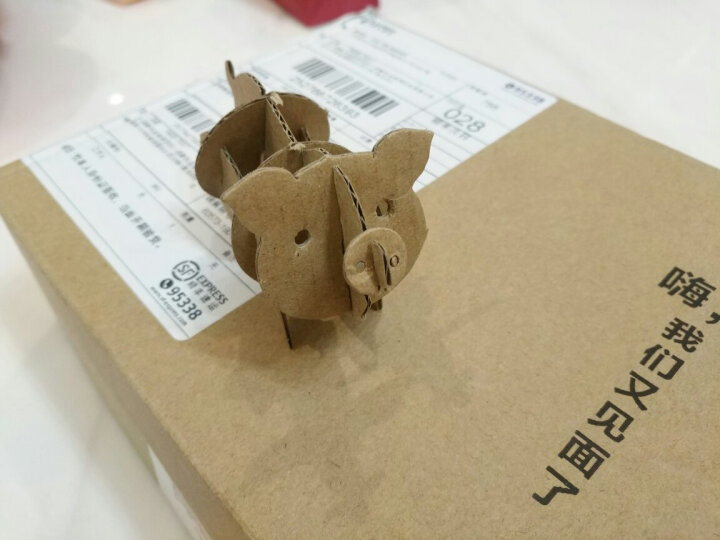 周大福 Hello Kitty凯蒂猫系列 925银椭圆手镯 AB38007 54mm 840元 晒单图